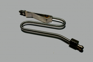 Exhaust probe S-tube GenI systems