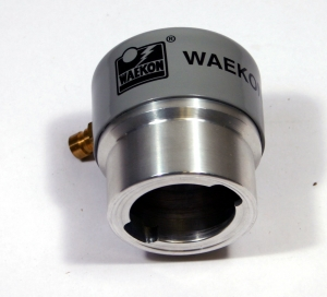 Smog check Waekon cap adaptor, Gray
