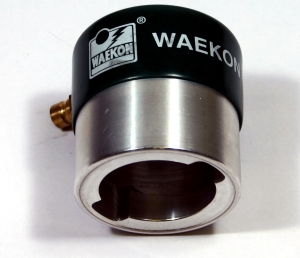 Smog check Waekon cap adaptor, Green