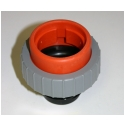 Stant Gas Cap Adaptor Orange w/Gray