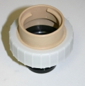 Stant Gas Cap Adaptor tan w/white