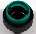 Stant Gas Cap Adaptor Green