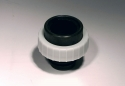 Stant Gas Cap Adaptor Black w/White