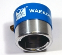 Smog check Waekon cap adaptor, Light Blue