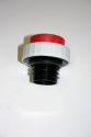 Stant Gas Cap Adaptor Red  w/White